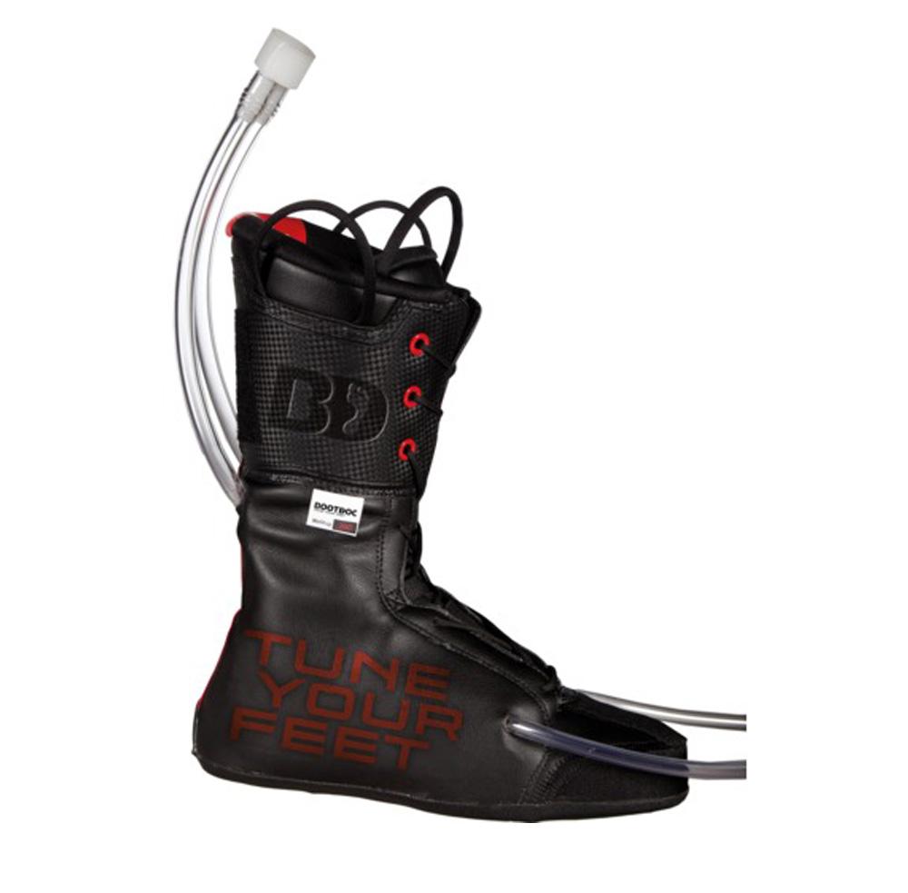 chausson de ski thermoforme sport competition