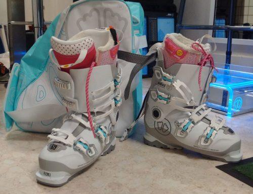 Chaussons et chaussures de ski sur mesure Femme